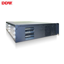 4k 4x4 Video Wall Processor Audio Video System do CCTV Surveillance Center
