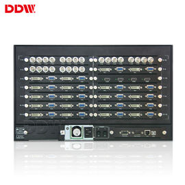 32-bitowy kontroler matrycowy 2x3 Video, 1080P RS232 IP Control Video Wall Multiplexer