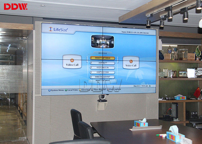 Outdoor Touch Screen Wall Display , Large Multi Screen Display Wall